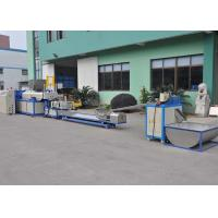 Buy cheap Automatic crushing&loading side feeder recycling machine line LDS motor 5.5kw from wholesalers