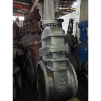 Buy cheap GATE VALVE JIS10K WCB BODY, 13%CR / SEAT STELLITE TRIM, BB, OS&Y, FLANGE JIS10K, GEAR OP, SIZE 26 from wholesalers