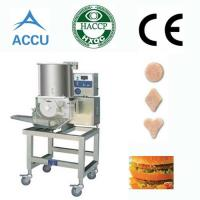 Buy cheap Automatic Chicken Nugget Burger Processing line from wholesalers