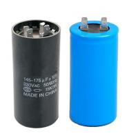 Buy cheap Round Motor Start Capacitor for Air Conditioner and Refrigeration from wholesalers