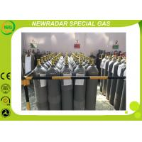 Buy cheap High Purity Electronic Gases / Germanomethane , Monogermane Gas GeH4 from wholesalers