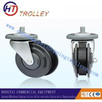 Buy cheap Three Sides Universal Elevator Casters Shopping Trolley Spare Parts from wholesalers