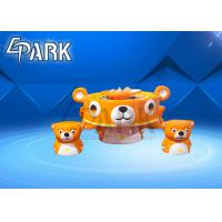 Buy cheap Mini Bear Sand Water Table With 4 Chairs Equipped 20 Kg Colorful Sand from wholesalers