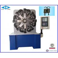 Buy cheap CE ISO 3 - 4 Axis CNC Spring Forming Machine / Spring Making Machinery from wholesalers