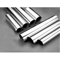 Small Diameter Seamless Stainless Steel Tubing SS Round Pipe Excellent Heat Resistant