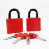 Buy cheap lock out tag out procedures Safety Lockout Xenoy Padlock lockout tagout equipment from wholesalers