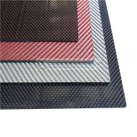 Buy cheap Factory Price 3K Carbon Fiber laminated sheet /plate/board from wholesalers