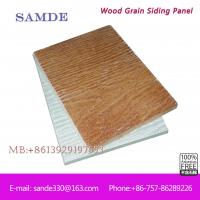 Buy cheap External timber cladding details for Municipal landscape decoration 3050*192*7.5/9mm from wholesalers