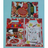 Buy cheap OEM Imprinted Plastic Retail Bags For Board Game , Puzzle Book from wholesalers