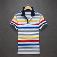 Buy cheap Newest Striped Polo Shirt for men ,Men's 100% Cotton casual Polo shirt from wholesalers