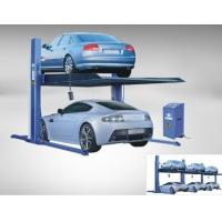 China Electric Four Post Parking Hydraulic Auto Lift , 220V N46 Scissor Lift Table on sale