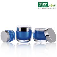 Buy cheap Acrylic Containers For Creams And Lotions Durable Cosmetic Cream Packaging from wholesalers