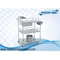 Buy cheap Fully Stainless Steel Structure Treatment Trolley Loading Capacity 200 LBS from wholesalers