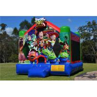 Buy cheap PVC Tarpaulin Inflatable Toy Story Jumping Castle For Playground / Amusement Park from wholesalers