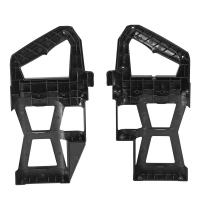 Buy cheap Nylon6+GF20% Prototype Injection Molding Automotive Front & Back Housing from wholesalers