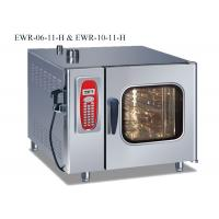 Buy cheap Commercial Electric Combi Steamer Oven 6 - 40 Pans Commercial Ovens For Kitchen from wholesalers