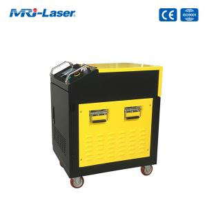 Buy cheap Air Cooling 100W Fiber Laser Cleaning Machine For Rust Removal product