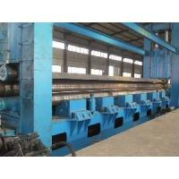 Buy cheap Diameter 813 mm Oil and Gas Pipe Roll Forming Machine with Hydraulic 3 Rollers Rolling Machine from wholesalers