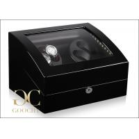 Buy cheap Mechanical Watch Winder Display Case , Winder Box For Automatic Watches from wholesalers