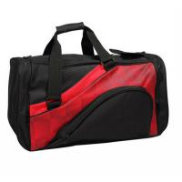 Buy cheap 1680 polyester/PU Adjustable Travel Bag, duffel bag, sport bag, Travel luggage from wholesalers
