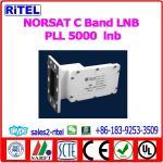 Buy cheap SATV/SMATV   NORSAT C Band LNB PLL 5000  lnb from wholesalers