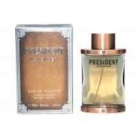 Buy cheap Unique Shape Nice Top Men Perfume President Long Lasting 100ml from wholesalers