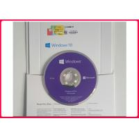 Buy cheap Microsoft Windows 10 Pro Retail Box FQC - 08929 Online Activate For PC Operating product
