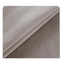 Buy cheap Anti Uv Solid Fleece Fabric 100 Spun Polyester Good Warmth Retention For Garment from wholesalers