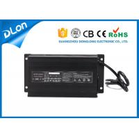 Buy cheap 48v lifepo4 battery charger / lifepo4 charger for golf trike/forklift truck electric from wholesalers