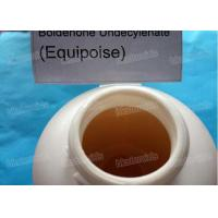 Buy cheap Safe Fast Muscle Gain Steroid Liquid Injectable Equipoise EQ Boldenone Undecylenate 13103-34-9 from wholesalers