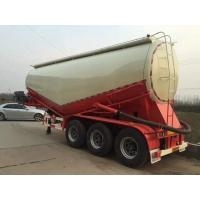 Buy cheap 40m3 cement bulker semi-trailer from wholesalers