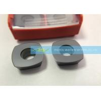 Buy cheap High Feed Milling Carbide Milling Inserts High Metal Removal Rate from wholesalers