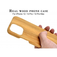 Buy cheap Dirt Resistant Engraved Wooden Phone Case For iPhone 12 from wholesalers