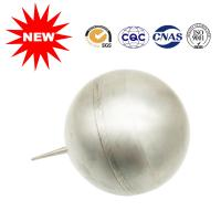Buy cheap Mist With Spikes To Increase Round Metal Ball Stainless Float Free Sample from wholesalers