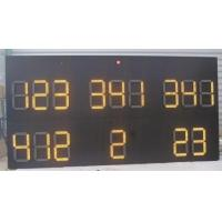 Buy cheap led digital RF cricket scoreboard from wholesalers