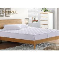Buy cheap Anti - Dustmite Waterproof Mattress Cover / Matress Topper 100% Cotton Fabic from wholesalers