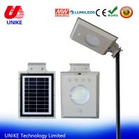 Buy cheap Chinese Factory Solar 5W Integrated Design Stand Alone solar Garden Light With Lithium Battery from wholesalers