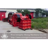 Buy cheap Mobile Mining Crusher Equipment Marble Grinder Mineral Beneficiation from wholesalers