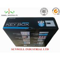 Buy cheap Multi Color Custom Printed Corrugated Boxes , Glossy Finish Recycled Packaging Boxes from wholesalers