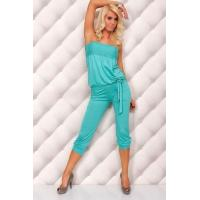 Buy cheap Sexy Light Blue Pant Suit from wholesalers