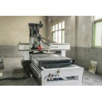 Buy cheap CNC Wood Cutting Cnc Router , Computerized Wood Cutter For Antique Furniture product