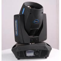 Buy cheap 15R Beam Spot Moving Head DJ Stage Show Lighting 17 Gobos 7500k from wholesalers