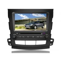 Buy cheap Mitsubishi Outlander Car Audio Bluetooth DVD Player with GPS,TV Tuner, IPOD from wholesalers