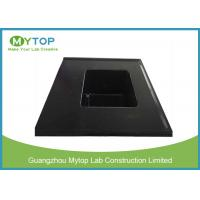 Buy cheap Integrated Chemical Resistant Epoxy Resin Lab Sinks With Laboratory Water Basin from wholesalers