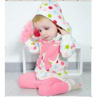 Buy cheap Babies And Girls Boutique Childrens Clothing Fleecy Sweatshirt Sets from wholesalers