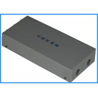 Buy cheap 6 Cores SC / APC  FTTH Fiber Optic Distribution Frame Terminal Box from wholesalers