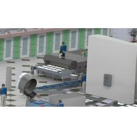 Buy cheap Industrial Hamburger Production Line For Baking French Bread /  Bread from wholesalers
