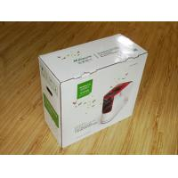 China OEM Disposable Aqueous Coating Art Paper Colored Corrugated Boxes For Packaging on sale