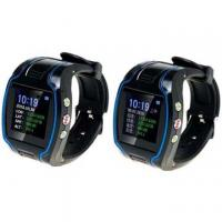 Buy cheap 163dBm 850MHz / 900MHz Wrist Watch Gps Personal Tracker from wholesalers