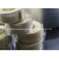Buy cheap Long Service Life Garniture Kevlar Fabric Tape For Tobacco / Cigarette Machine product
